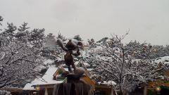 雪のトゥーンタウン